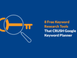 List of Free Keyword Research Tools