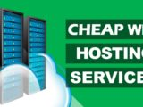 10 Cheap Web Hosting Services