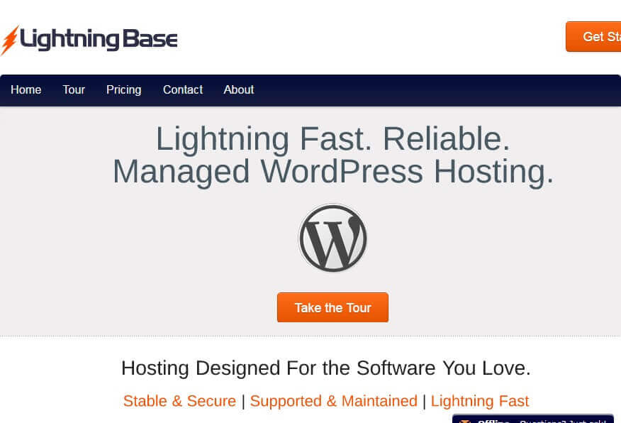 12 Managed WordPress Hosting