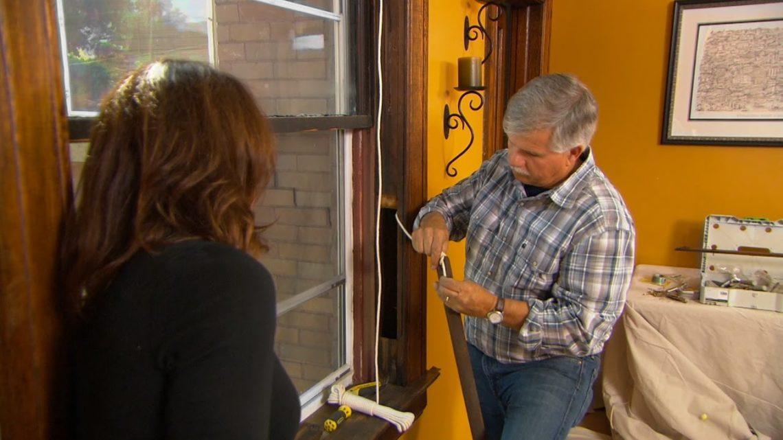 How to Repair a Broken or Old Window
