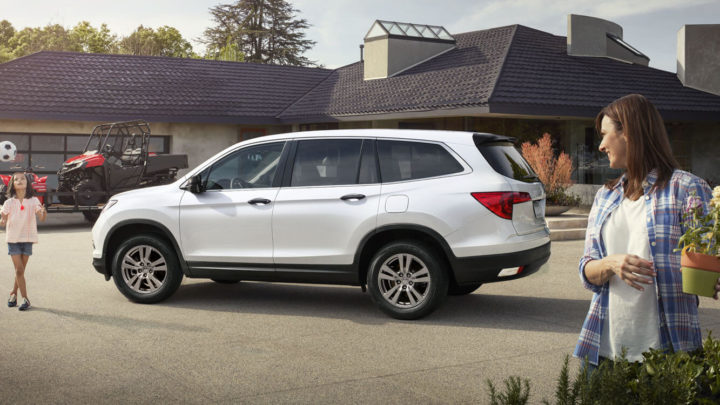 10 Best SUVs for Families in 2018