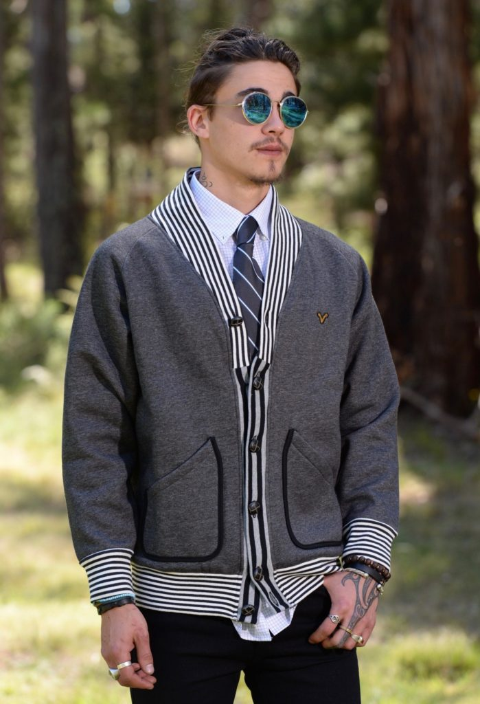 Five Cool Ways to Wear a Cardigan