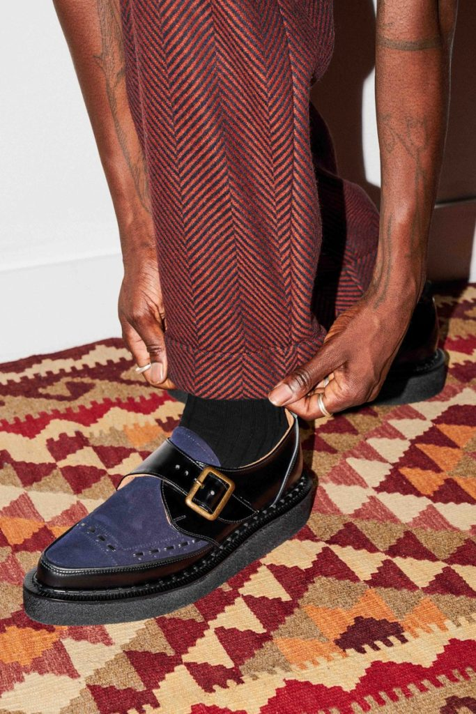 New Inartful Inspiration In Heritage Footwear