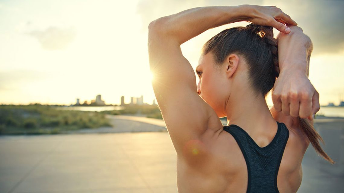 8 Exercises That Will Help You Tone Muscles in Your Arms