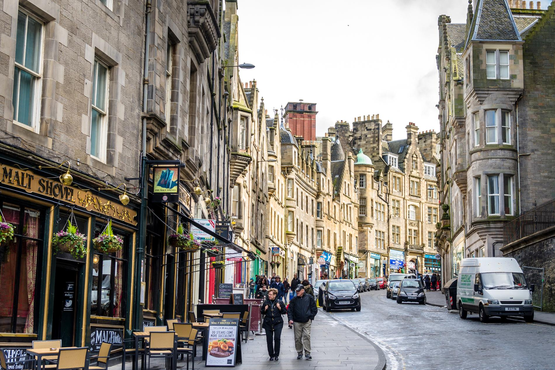 Edinburg, Scotland