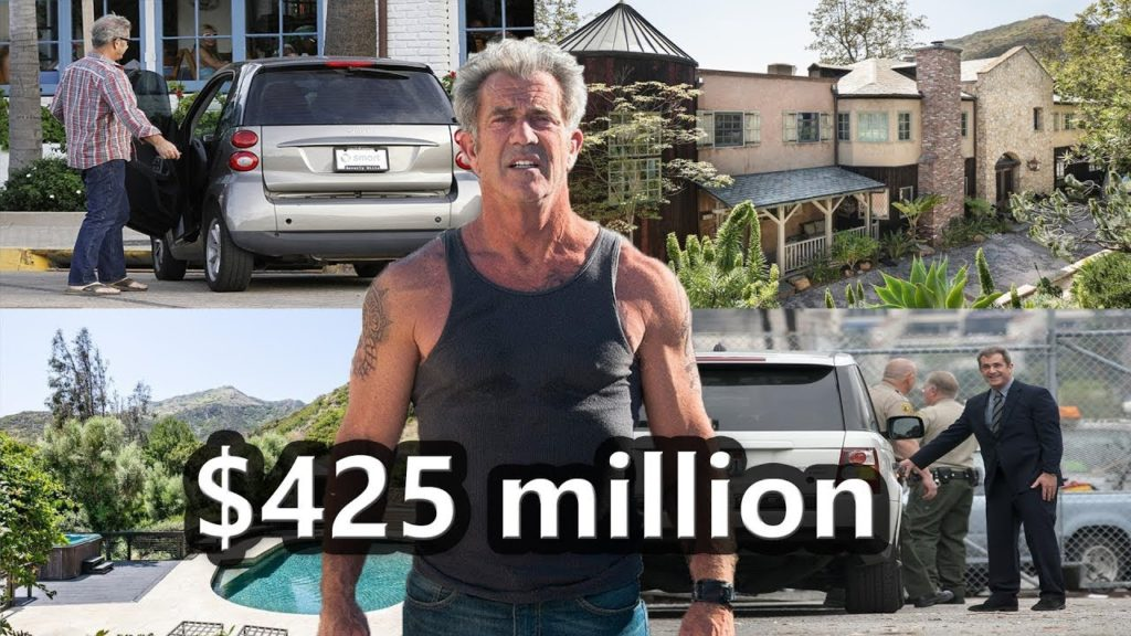 Mel Gibson Net Worth 2018