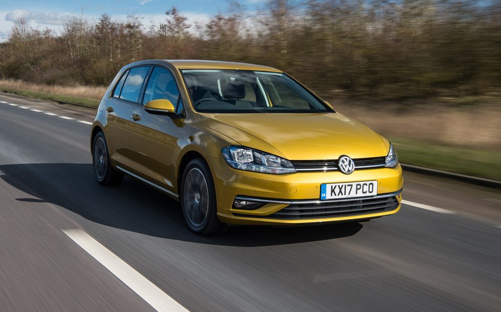Best-Selling Cars in The UK