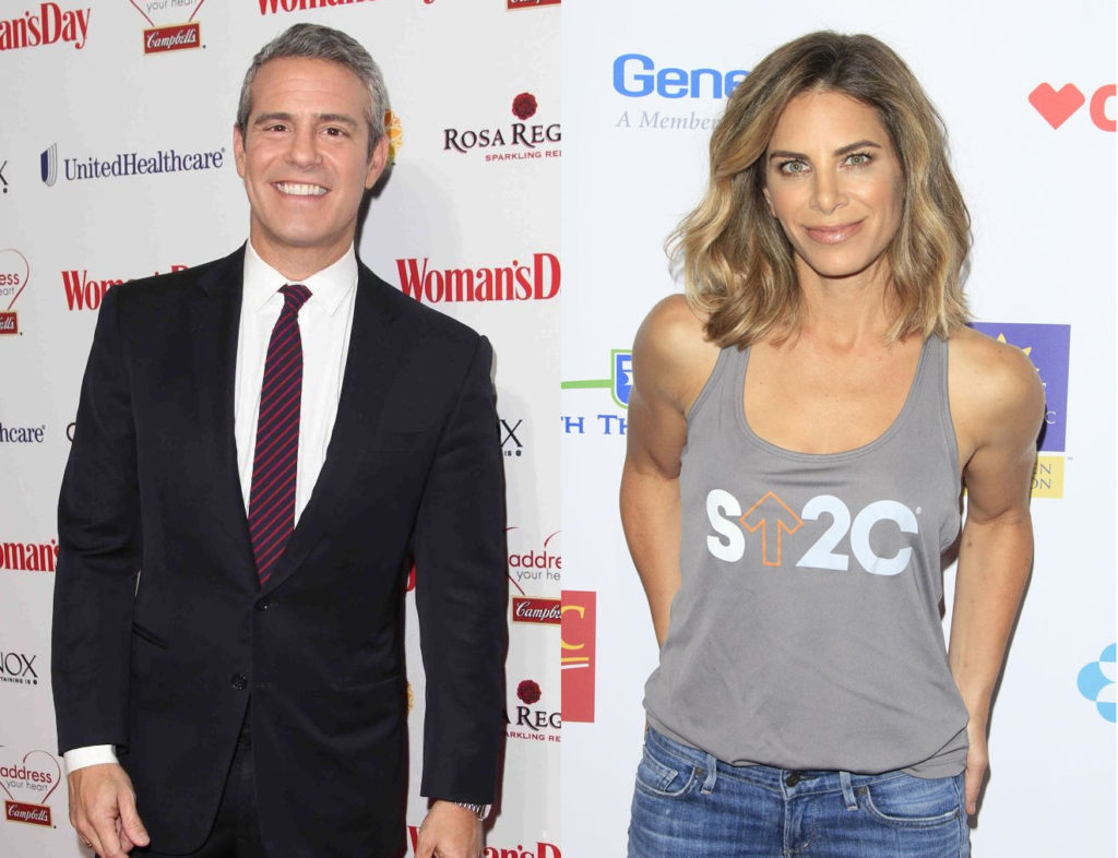 Jillian Michaels and Andy Cohen Hate Each Other and Here Is Why