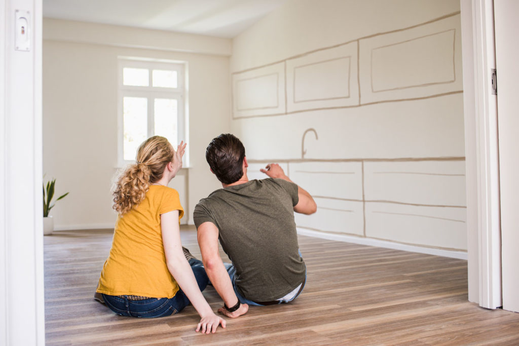 Mistakes When Buying Your First Home