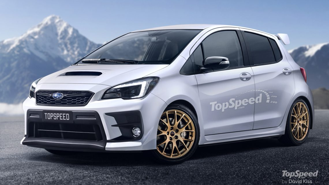 2021 Subaru Hot Hatchback Review