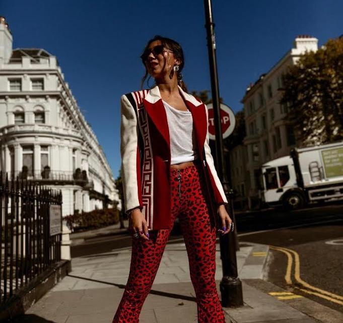 Upcoming Fashion Star – Talina Naviede