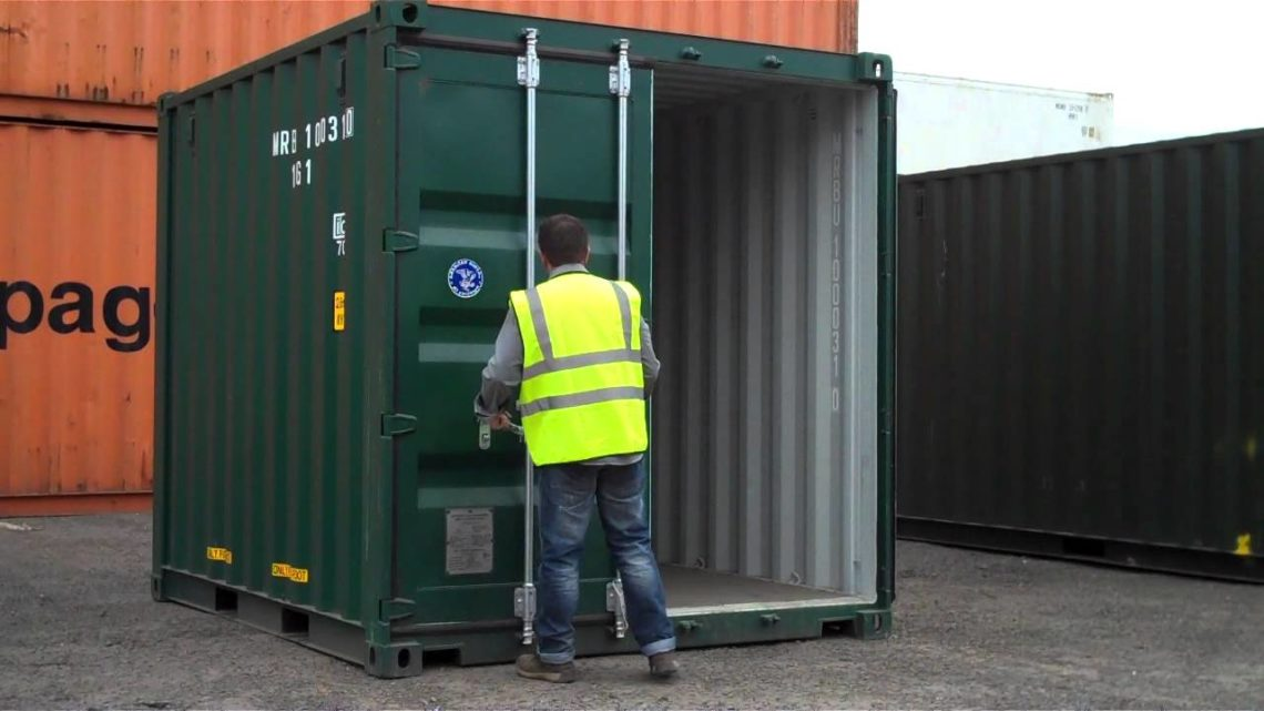 20′ Storage Containers For Sale- Overseas Freight Container Sales