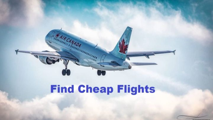 Tips on Finding Cheap Flights Online