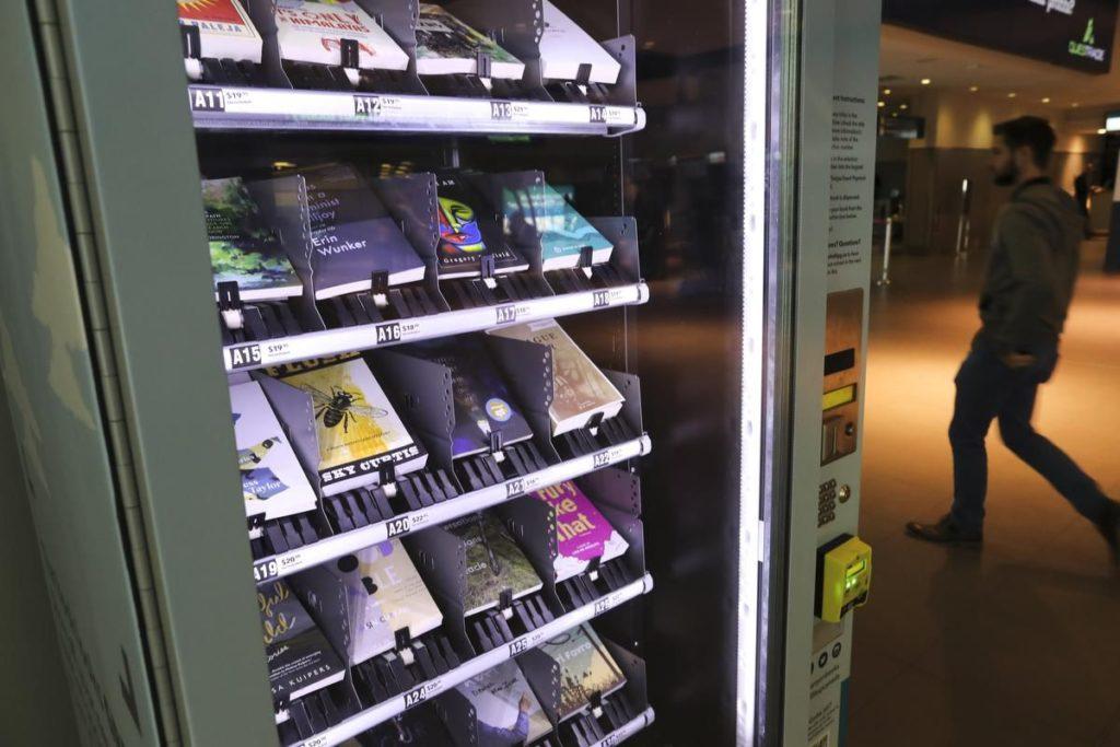 Installing a Vending Machine