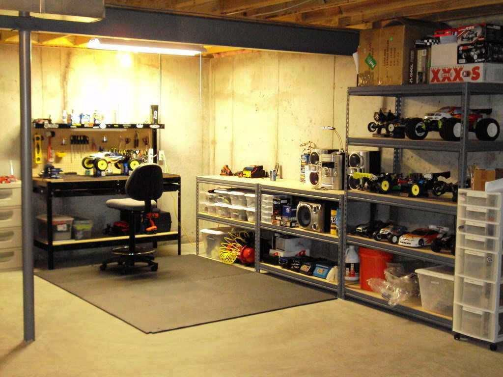 Basement Organization: Keep Things in Order (3 Tips)