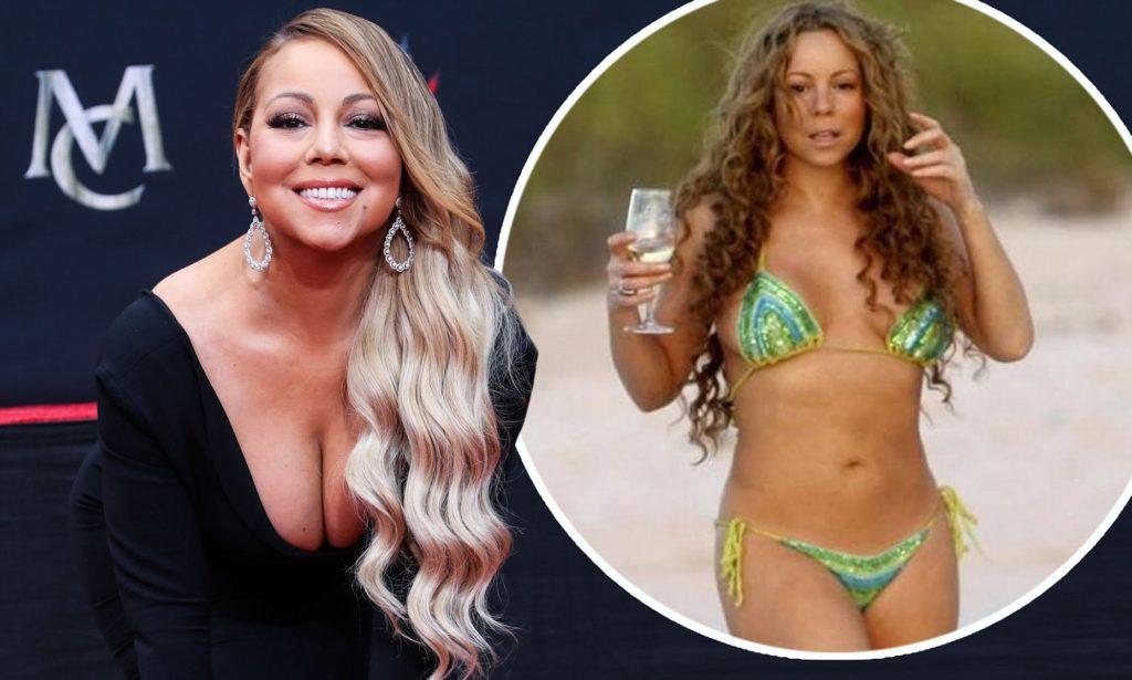 Mariah Carey Lose Weight