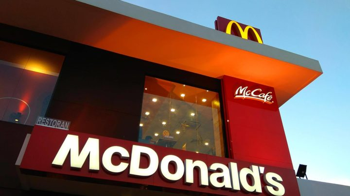 McDonald's: A Short History of the Golden Arches