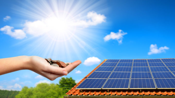Solar energy is the key to fighting climate change
