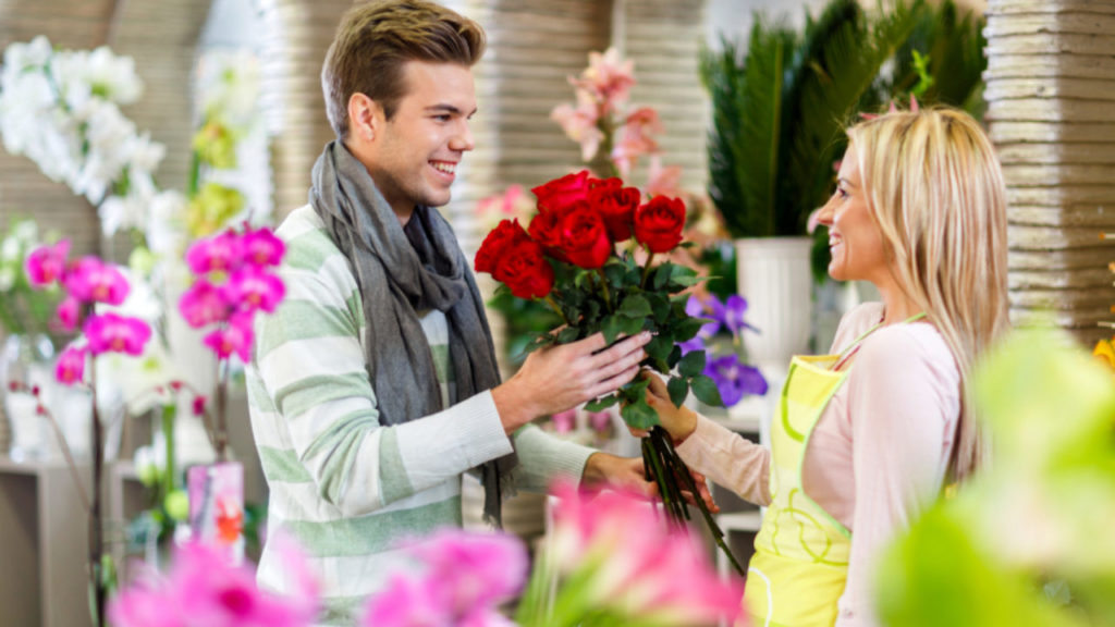 What flowers should you choose for your girlfriend