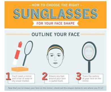 sunglasses best for your face shape
