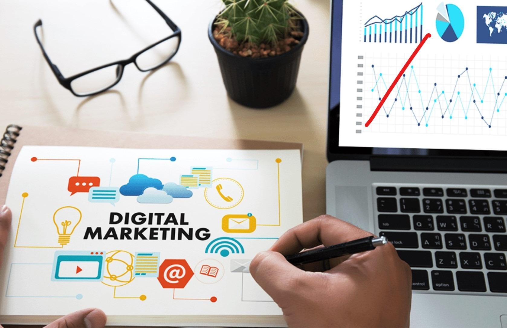 Digital marketing rules