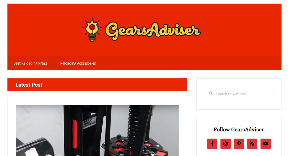 GearsAdviser App and Extension Review