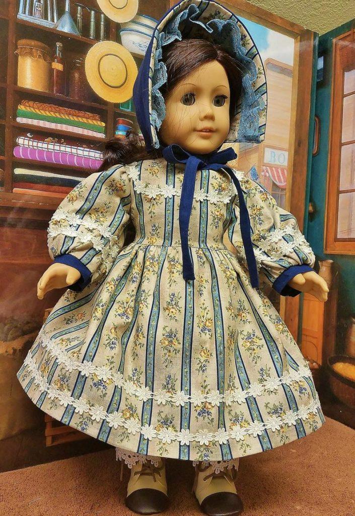 Dress- Circa 1864