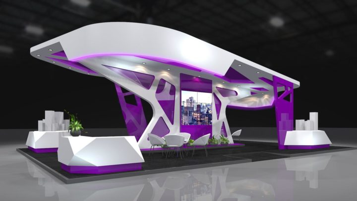 How to Have a Professional Booth at Events