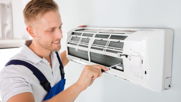 Calling Professionals to Install Your Air Conditioning Unit