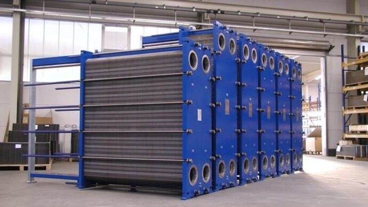 How Does Industrial Plate Heat Exchangers Work?