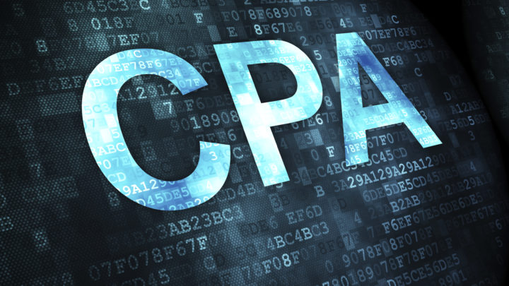 Finding a CPA in Israel