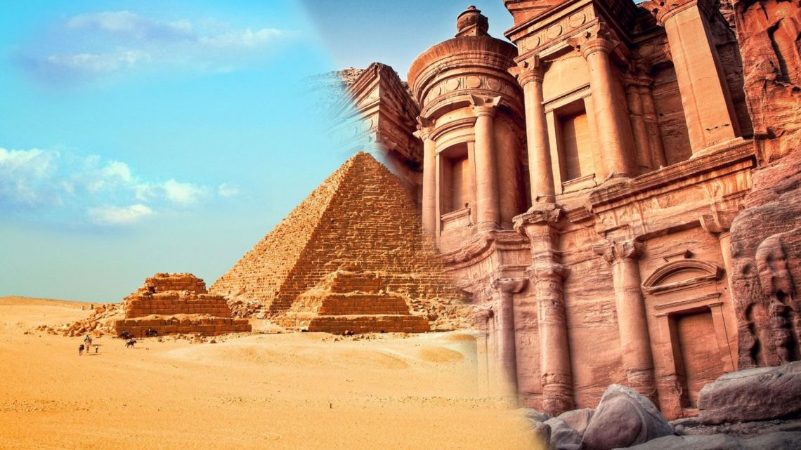 Egypt and Jordan Best Tours and Activities