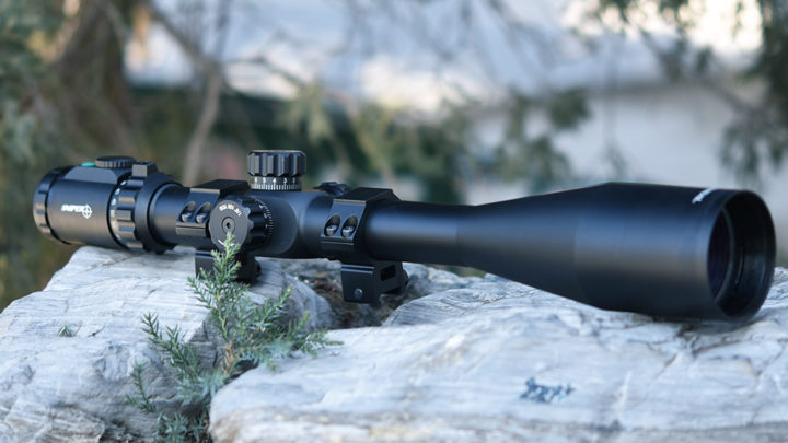 Top 5 Rifle Scopes under $200