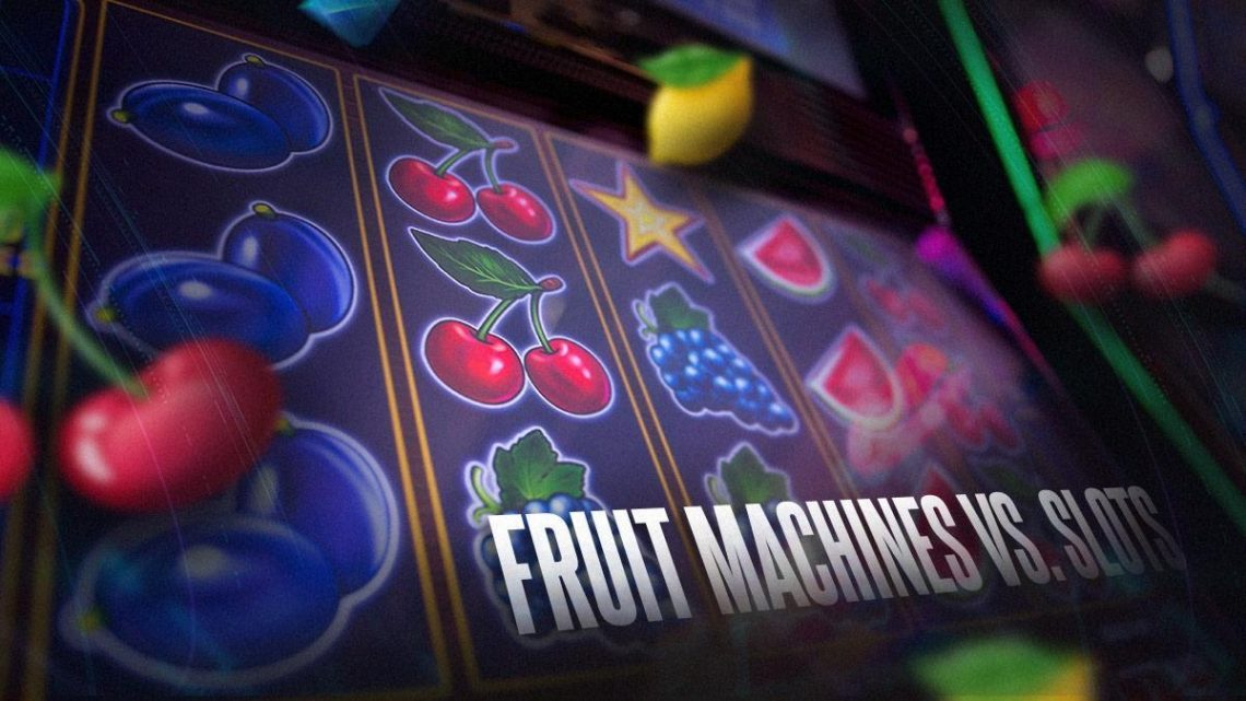 Are Fruit Machine Slots Better Than Other Slots?